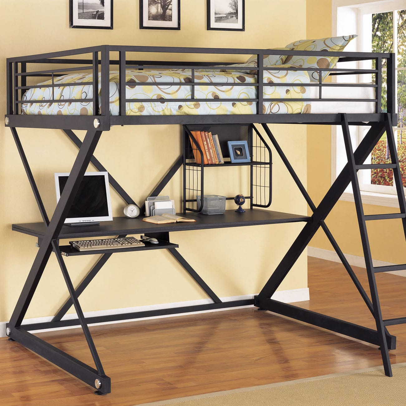 Fullsize Of Bunk Bed Desk