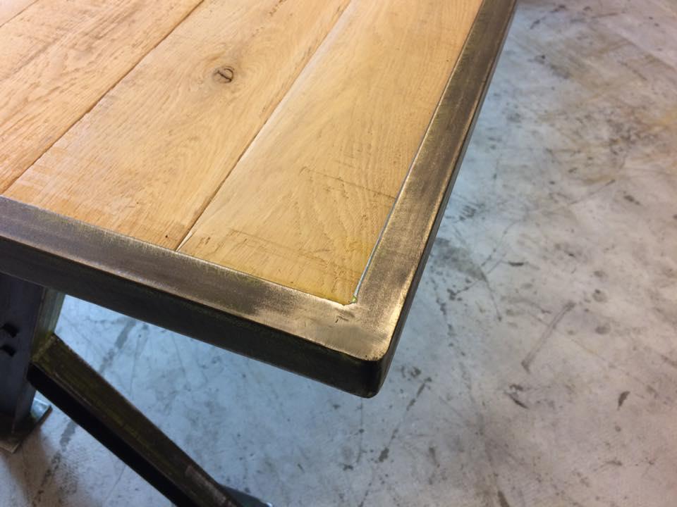 TABLE IPN INDUSTRIEL  ACIER