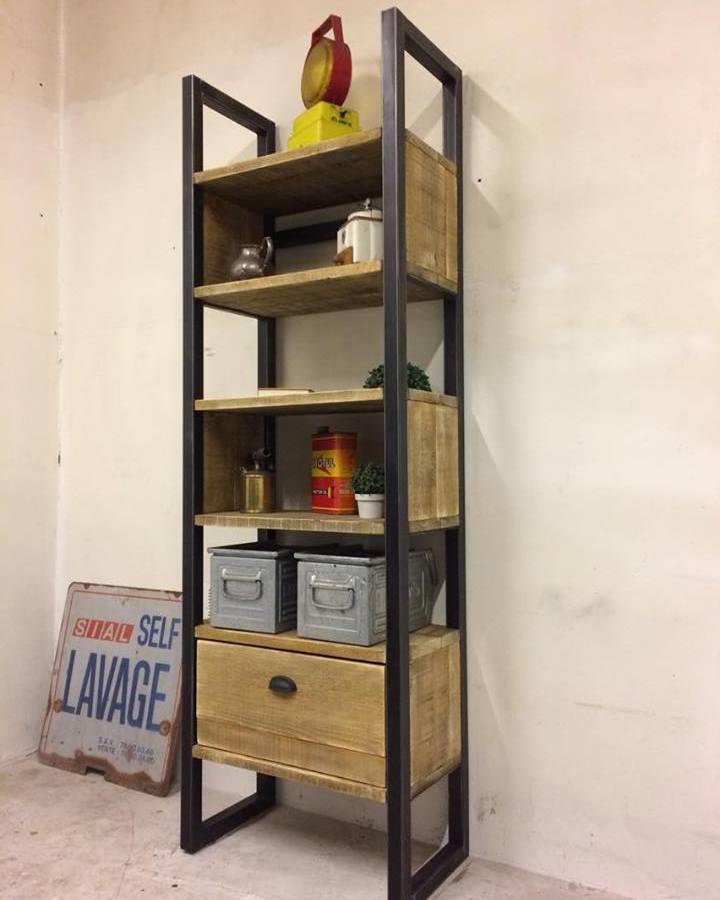bibliotèque industriel