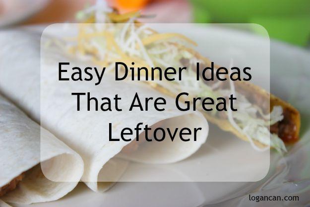 Dinner-Ideas