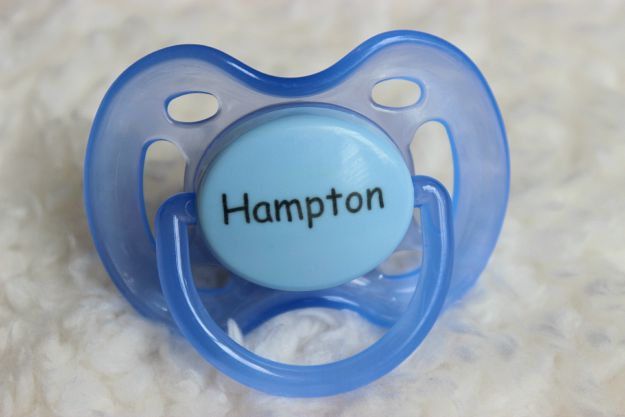 Personalized-Pacifier