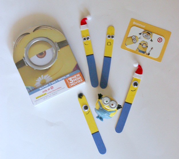 Despicable-Me-2-Minion Craft