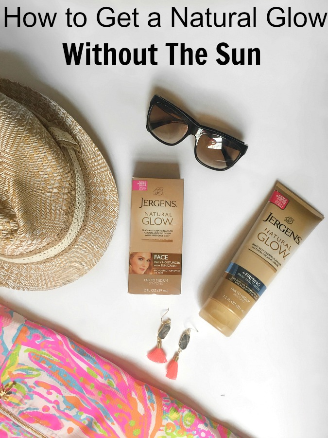 How to Get a Natural Glow Without the Harmful Sun