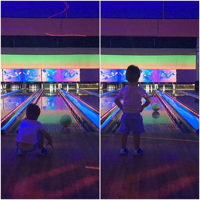 Family Weekend Bowling