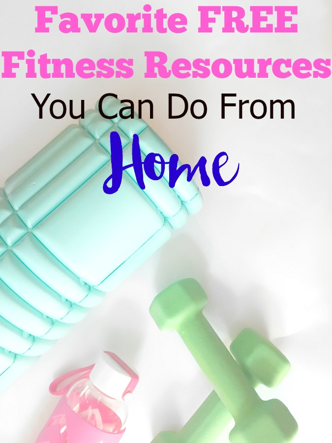Favorite FREE Fitness Resources