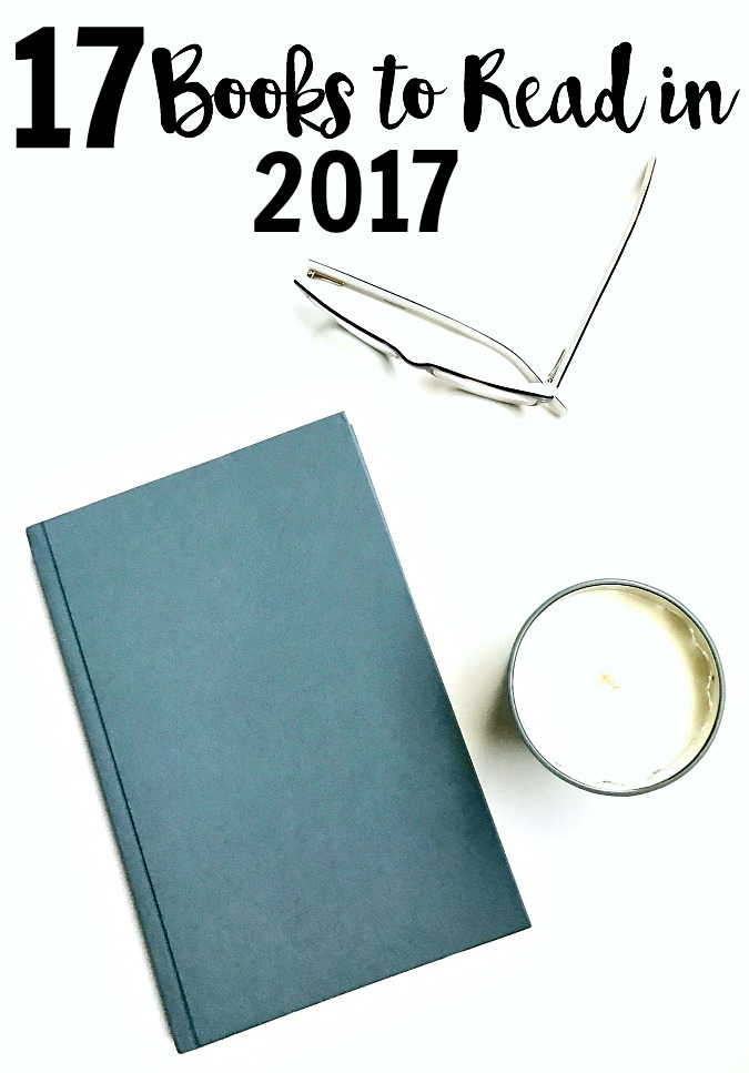 17 Books to Read in 2017