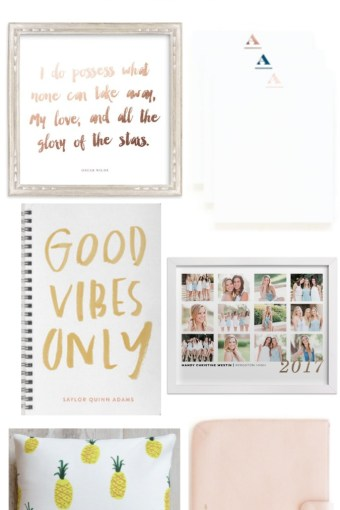Unique Graduation Gifts with Minted