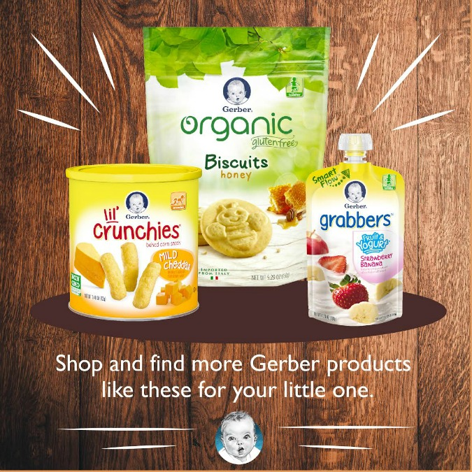 Gerber Baby Snacks