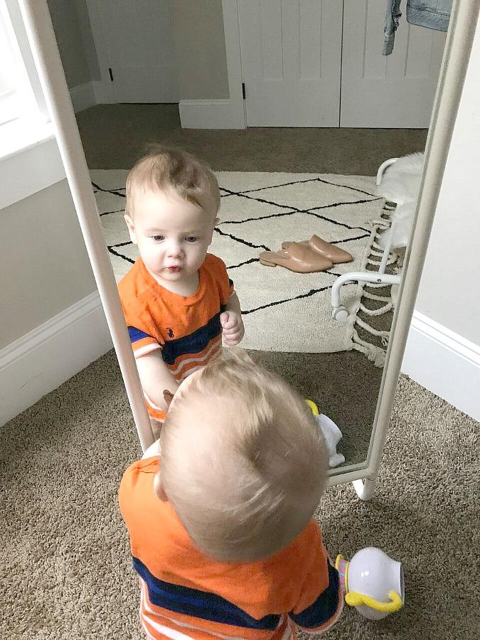 Weston 10 months