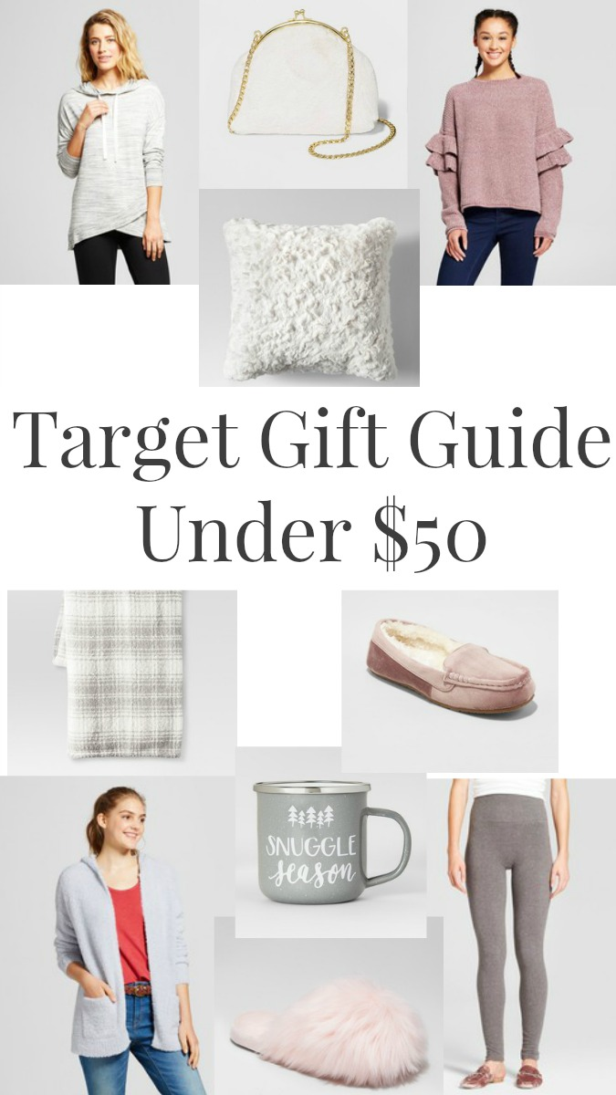 Target Gift Guide Under $50