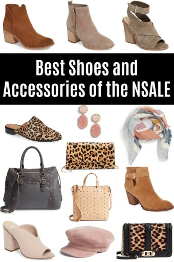 The Best of the NSALE: Shoes and Accessories