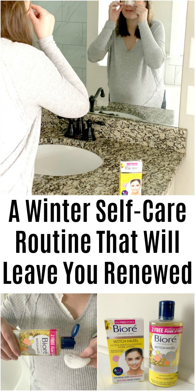 A Winter Self Care Routine That Will Leave You Renewed