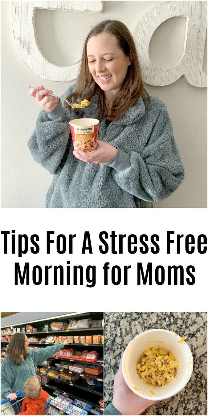 Tips For A Stress Free Morning for Moms