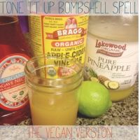 Tone It Up Bombshell Spell - The Vegan Version