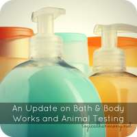 An Update on Bath & Body Works and Animal Testing