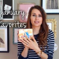 January Favorites 2015 Video