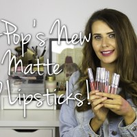 ColourPop Ultra Matte Liquid Lipstick Swatches & First Impressions Video