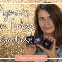 Swatches of the Furless Pigments