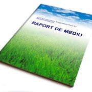 Environmental Report - cover