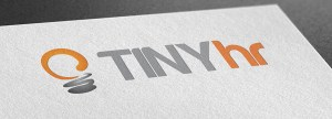 View here TINYhr logo