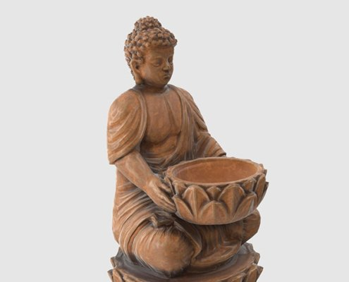 Buddha Statue details