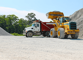 Logimine Fleet management system for Mines & Quarries