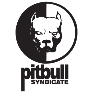 Pitbull logo vector