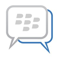 Blackberry Messenger BBM logo vector
