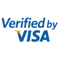 Verified by Visa logo vector