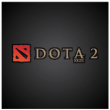 DotA 2 logo vector