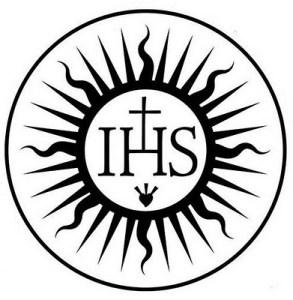 Jesuit sun symbol