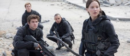 Hunger Games 3 partie 2