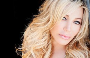 Taylor Dayne was part of 94.7 the Wave's Freestyle Explosion at the Greek Theatre.