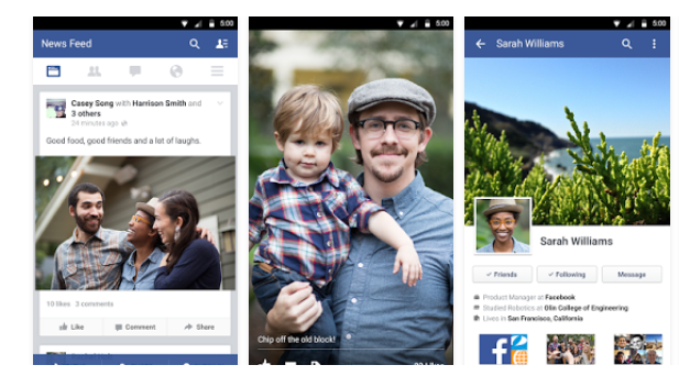 Facebook - Android Apps on Google Play