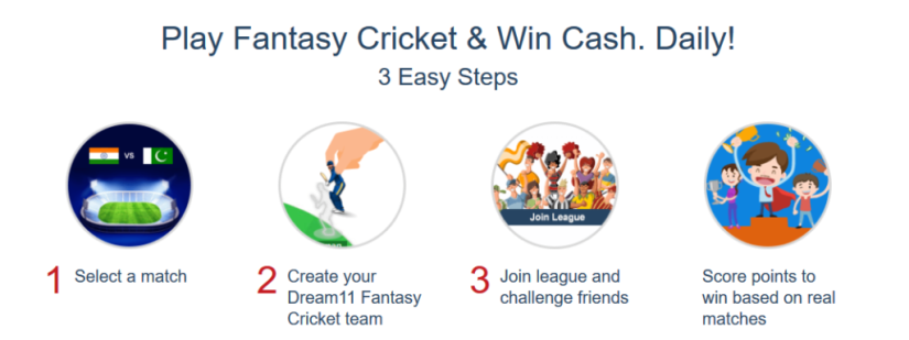 what is fanatsy cricket league
