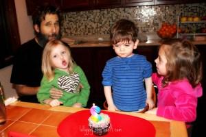 Jef and kids
