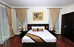 Ombak Sunset Single Bedroom