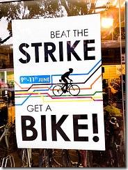 tube strike poster by secretlondon123
