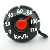 speedometer bicycle bell