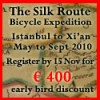 Tour of Africa Silk Route Bicycle Expedition