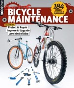 Bicycle maintenance book cover