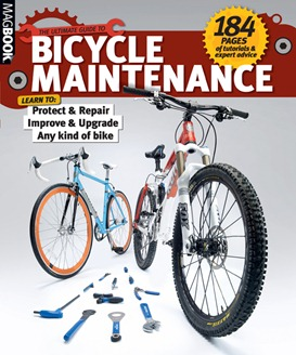 Cover of the Ultimate Guide to Bicycle Maintenance