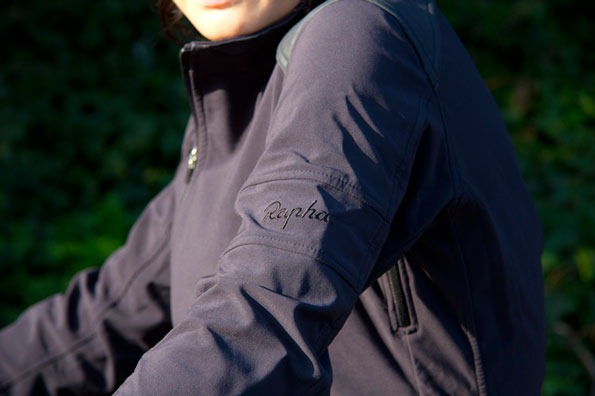 Rapha ladies softshell jacket review