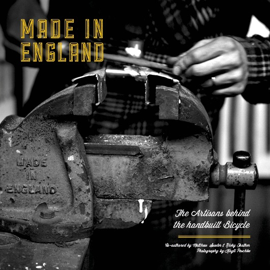 Made in England Cover