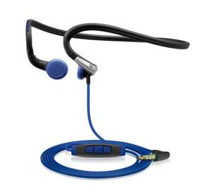 Sennheiser earphones sport - grip earphones