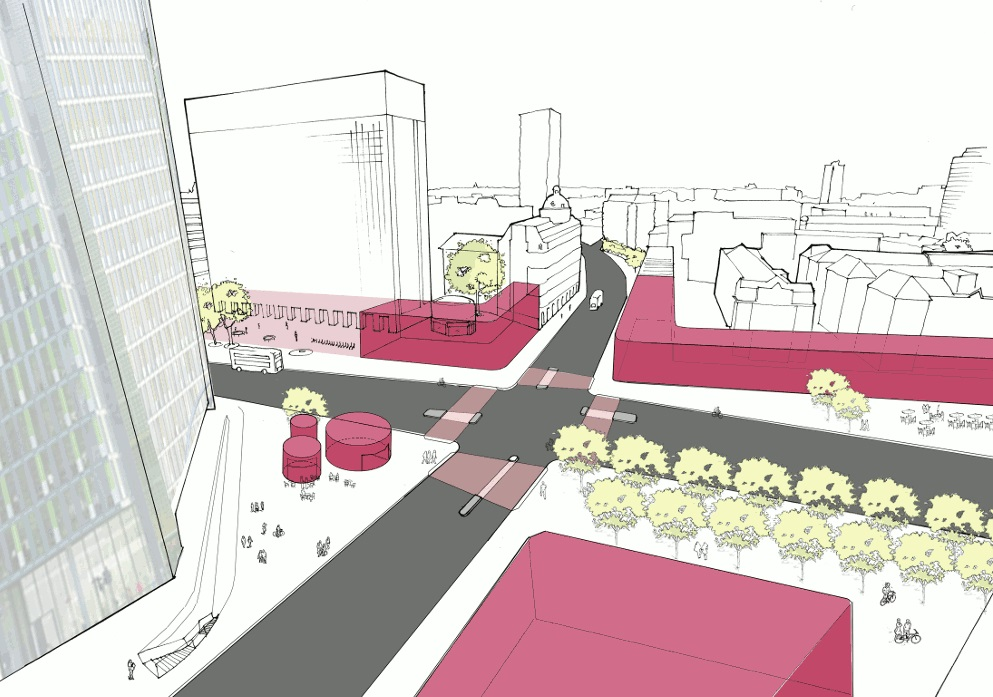 Hackney Cyclists proposed the crossroads idea late last year.