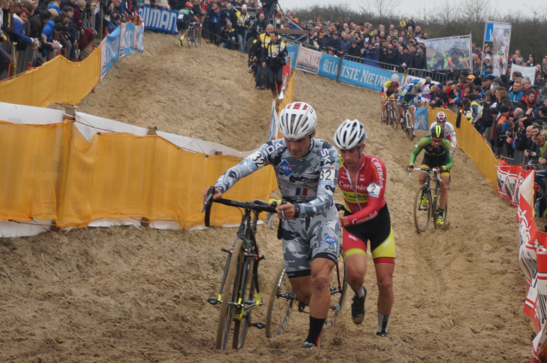 Cyclocross event