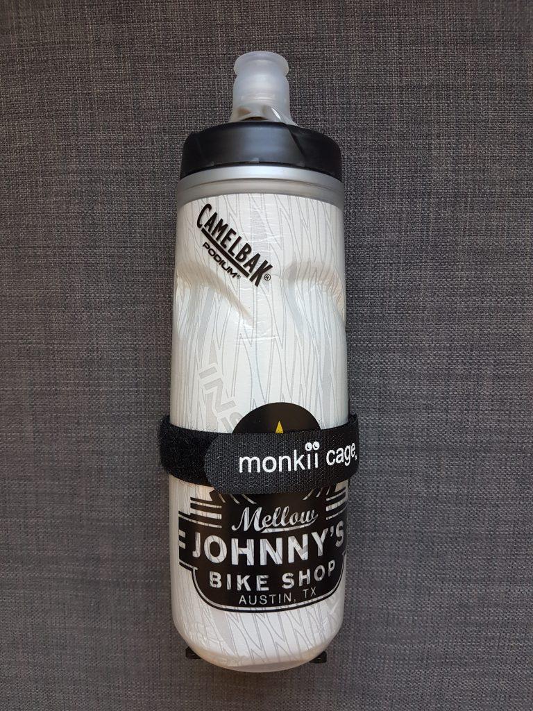 Podium bottle cycling bottle