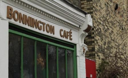 Bonnington Cafe in Vauxhall