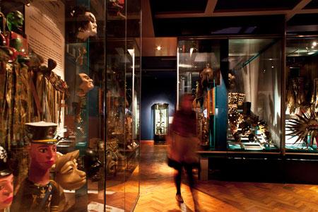 Horniman Museum Centenary Gallery